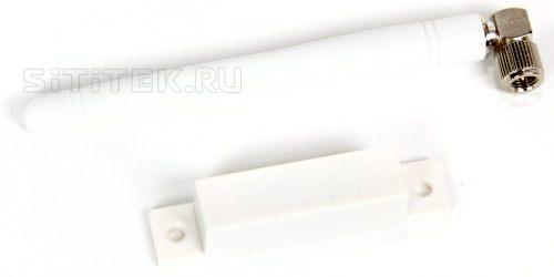 """GSM-антенна и магнит датчика открытия двери сигнализации """"Sokol GSM Profi"""""""