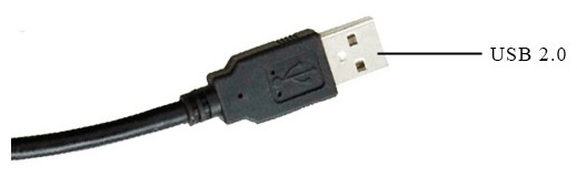 USB кабель длиной 1,5 метра