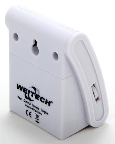 Ультразвуковой отпугиватель комаров Weitech WK0029 — вид сзади