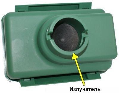 """Ультразвуковая мембрана """"Weitech-WK675"""" посылает особый неповторяющийся сигнал"""
