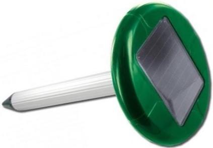 """Отпугиватель кротов """"Weitech-WK677 Solar"""" — надежное средство борьбы с природными вредителями"""