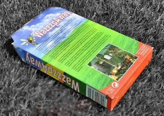 """Упаковка отпугивателя ос """"Weitech WK-0432"""""""