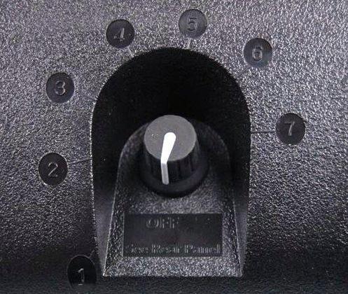 Семидиапазонный регулятор частоты ультразвука отпугивателя