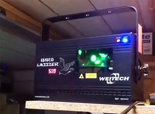 """Отпугиватель """"Weitech WK-0062"""" рекомендуется устанавливать в место с хорошим обзором на всю защищаемую территорию"""