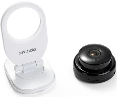 """IP-камера """"Zmodo SH721"""" может легко сниматься с поворотного кронштейна"""