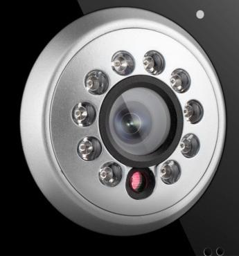 """IP-камера """"Zmodo iXD1D-WAC"""" имеет качественный видеосенсор и ИК-подсветку с автоматическим включением"""