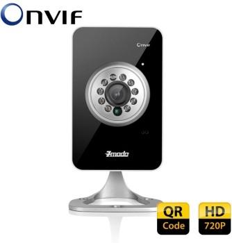 """IP-камера """"Zmodo iXD1D-WAC"""" имеет красивый внешний вид и прекрасно впишется в интерьер квартиры или офиса"""