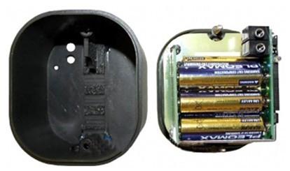 Батарейный отсек с элементами питания