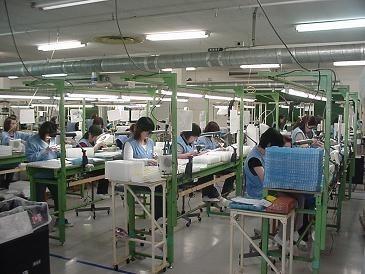 Процесс сборки дозиметров в Японии (г. Исиномаки)