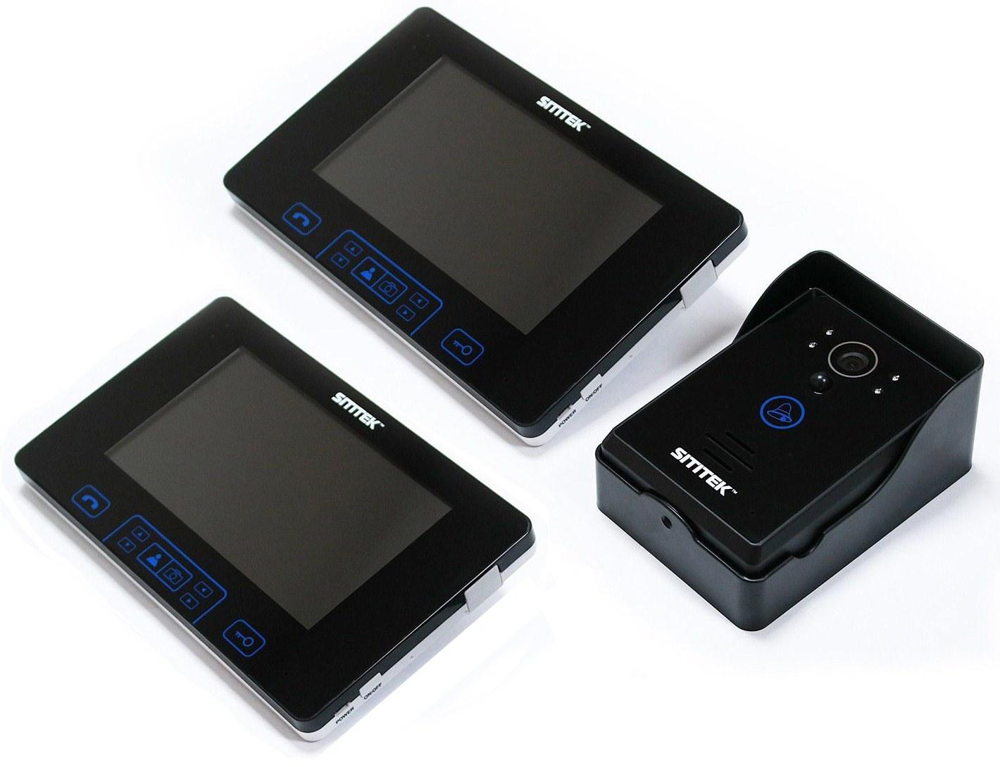 видеодомофон SITITEK Grand Touch II