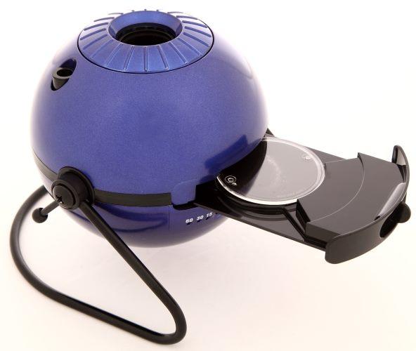 """Как и в других моделях для загрузки проекционных дисков в планетарии HomeStar """"Classic"""" используется выдвижной лоток"""