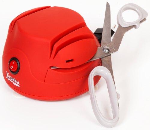 """Для заточки ножниц в модели SITITEK """"Хозяйка 40М"""" предусмотрен специальный паз"""