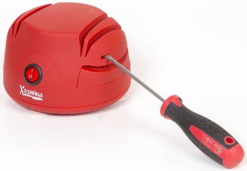 """Благодаря функции затачивания отверток ножеточка """"SITITEK Хозяйка 40М"""" пригодится не только на кухне"""