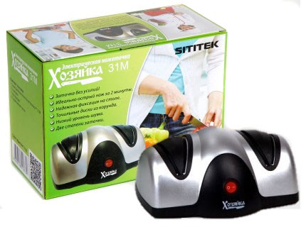"SITITEK ""Хозяйка 31М"" станет вашим любимым помощником на кухне"