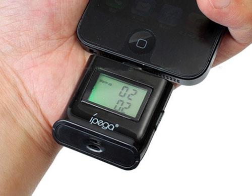 Тестер предназначен для совместного использования с устройствами Apple, имеющими разъем Lightning