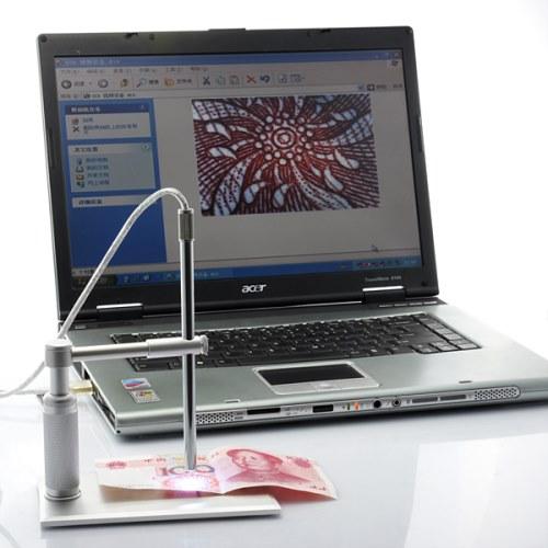 Став обладателем цифрового цифрового микроскопа-эндоскопа Микрон эндоскоп 2 Mpix, Вы сможете познавать микромир, сидя перед ноутбуком