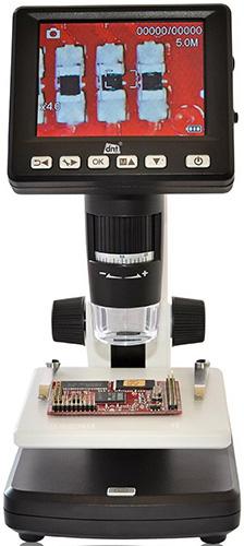 """Цифровой микроскоп """"Микрон LCD"""" (нажмите на фото для увеличения)"""