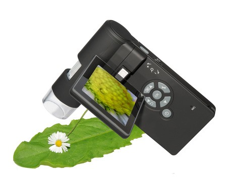 Портативный цифровой микроскоп Микрон Mobile — это настоящая находка для биологов