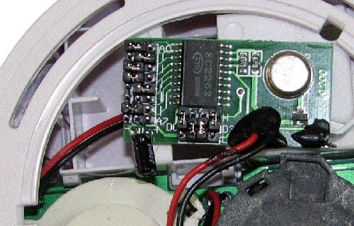 Беспроводной пожарный датчик изготовлен на основе высококачественных комплектующих