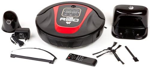 """В комплектации робота-пылесоса """"Robo-sos LR-450"""" есть всё, что только могут положить в коробку производители таких устройств на сегодняшний день"""