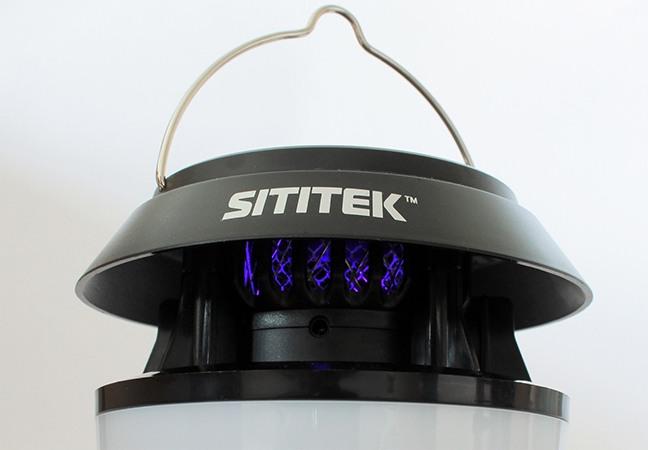 """""""SITITEK Садовый-М"""" снабжен особой ручкой, за которую его можно подвесить к потолку или на стену"""