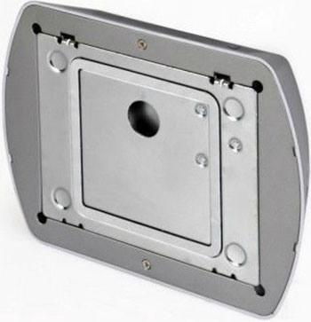 Глазок крепится к монитору через специальную посадочную планку, устанавливаемую на его задней панели