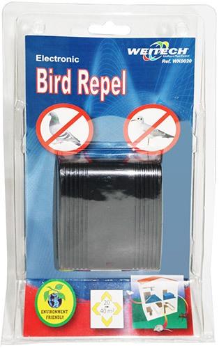 """Упаковка отпугивателя птиц """"Weitech WK0020"""" (нажмите на изображение, чтобы увеличить)"""