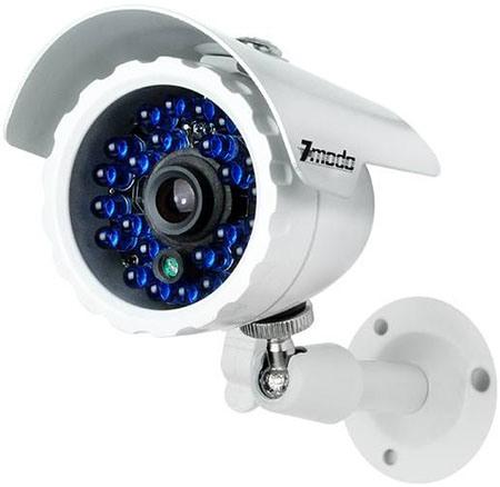 Наружная видеокамера системы