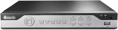"""Ресивер видеокомплекта """"Zmodo Улица"""" имеет удобное кнопочное управление (нажмите на изображение, чтобы увеличить)"""