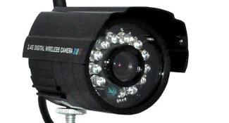 """Каждая видеокамера из комплекта Wi-Fi  """"SITITEK Street"""" снабжена подсветкой с двенадцатью инфракрасными светодиодами"""
